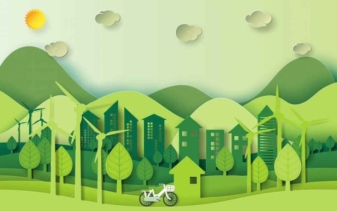 Neuer Artikel online: Hauptsache grün?